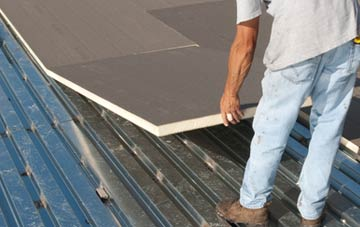 benefits of insulating Breck Of Cruan flat roofing